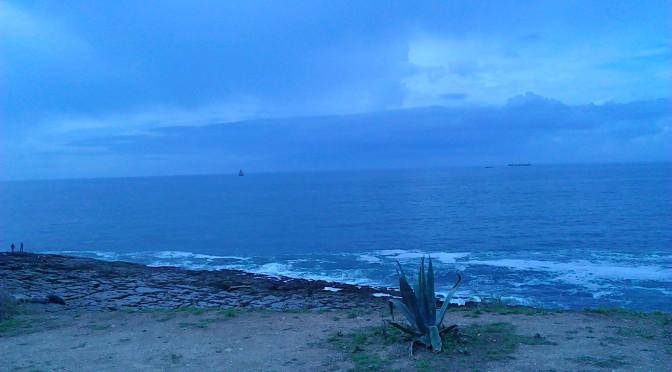 Wetter, Strand und Diebesmarkt