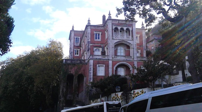 Sintra, Alamada – aber meistens doch Lissabon